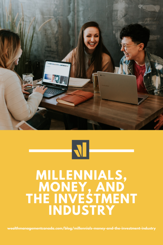 Millennials, Money, and the Investment Industry