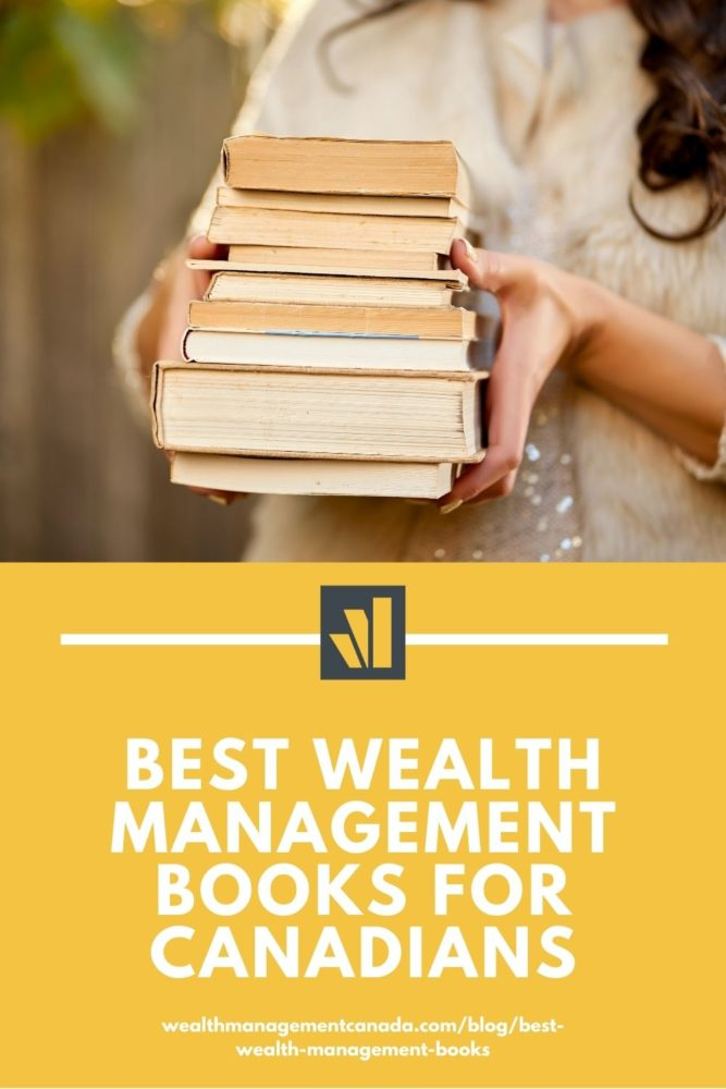 Best wealth management books Canada