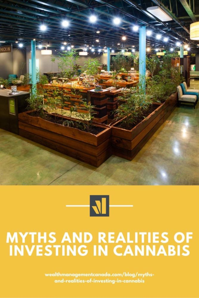 Myths and realities of investing in cannabis