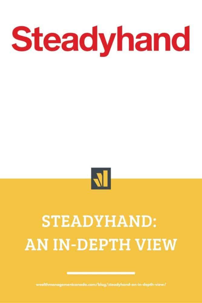 steadyhand investments